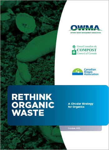 ReThink Organic Waste: A Circular Strategy for Organics