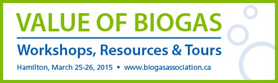 2015 Building Biogas Knowledge events