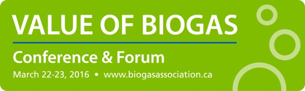 2016 Value of Biogas Conference & Forum Highlights