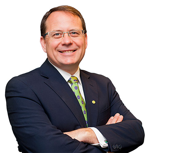 Mike Schreiner, Party Leader of the Green Party of Ontario