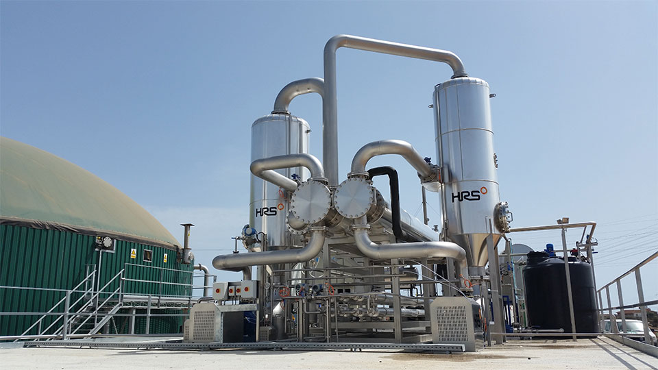 HRS Heat Exchangers facility