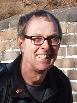 Portrait of Colin Rankin