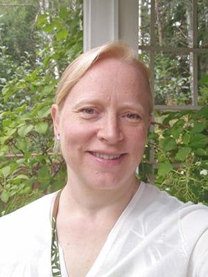 Portrait of Erika Winquist