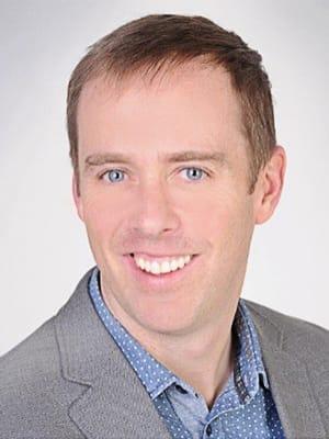 Portrait of Jamie MacKinnon