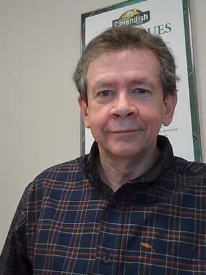 Portrait of John MacQuarrie
