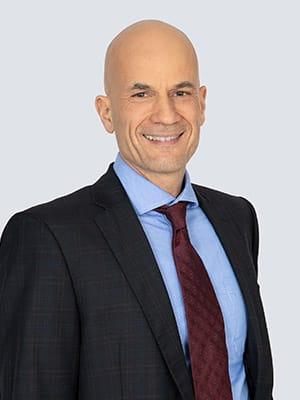 Portrait of Laurent Amram