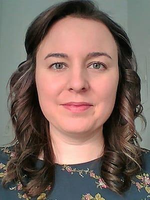 Portrait of Sarah Stadnyk