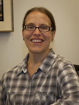 Portrait of Sonya Pump