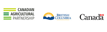 Silver Sponsor BC Ministry of Agriculture
