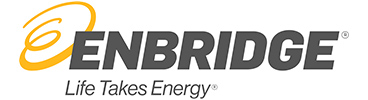 Gold Sponsor Enbridge logo