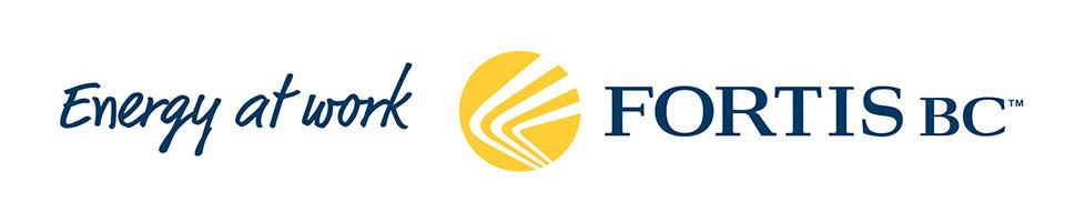 Presenting Sponsor FortisBC logo